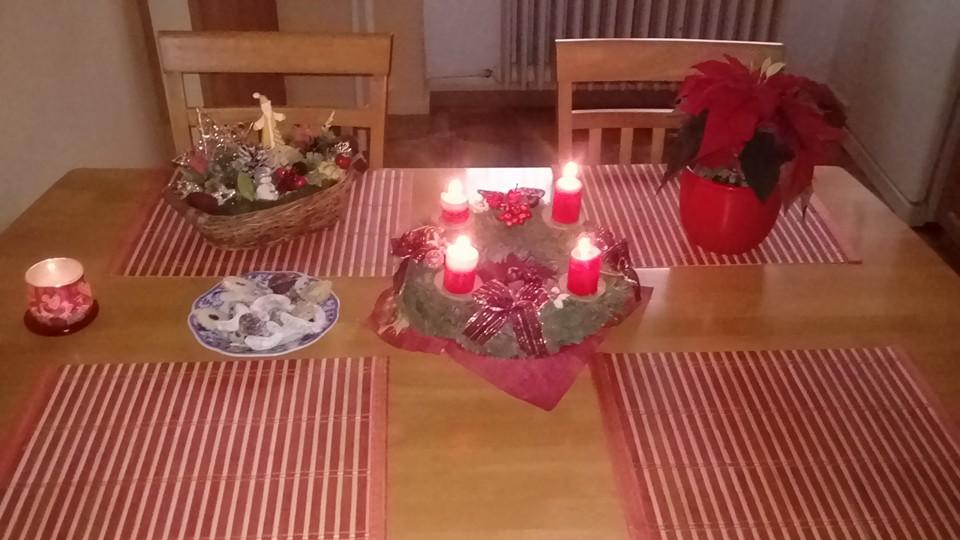 Dnes je neděle 20. prosince 2015, svátek má Dagmar 4. neděle adventní ....