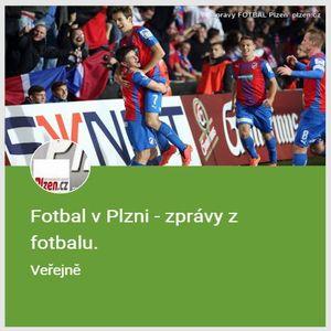Fotbal Plzeň