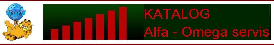 KATALOG Alfa – Omega servisu