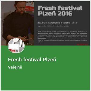 fresh festival Plzeň