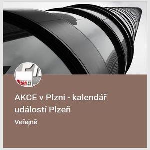 kalendář událostí Plzeň