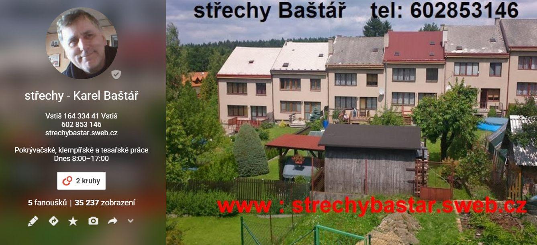 opravy střech Plzeň Jih