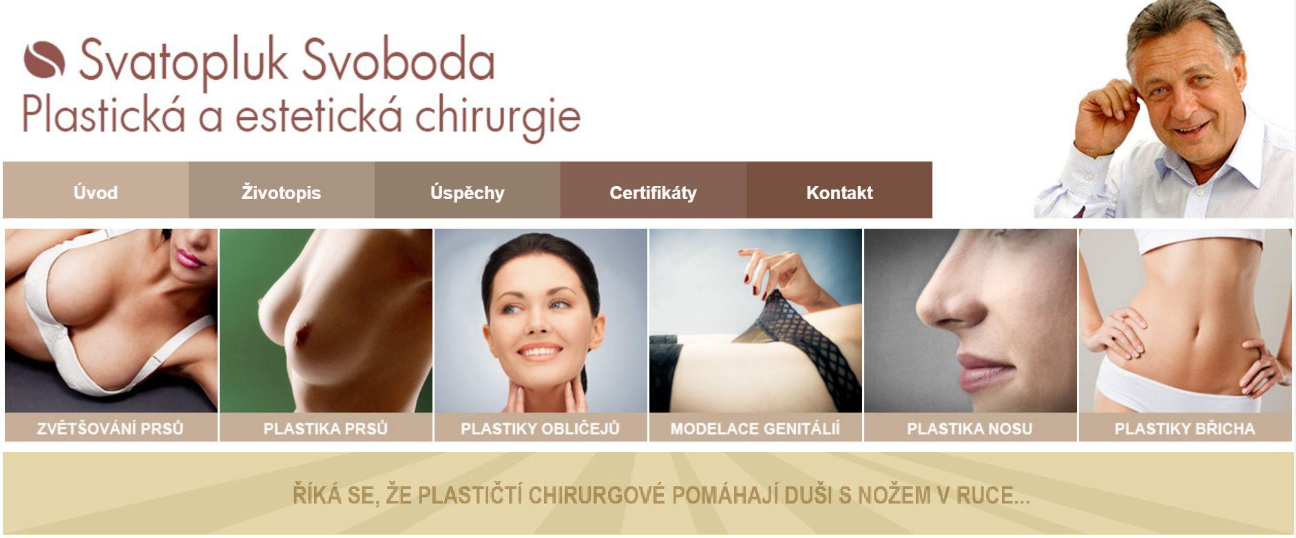 plastická chirurgie Praha