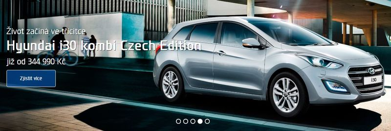 Hyundai Plzeň I 30 kombi