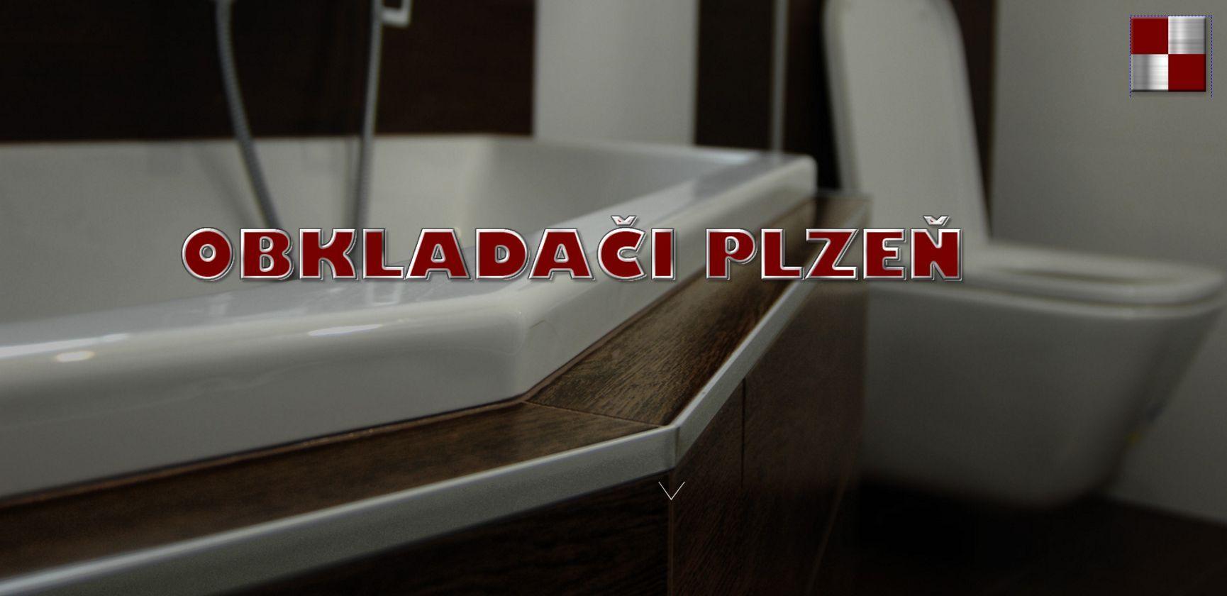 Obložení koupelny Plzeň