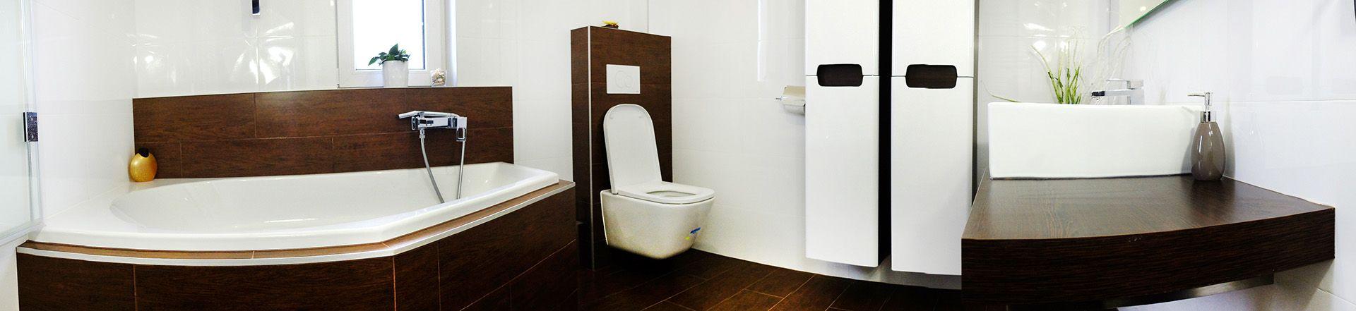Obložení koupelny v Plzni
