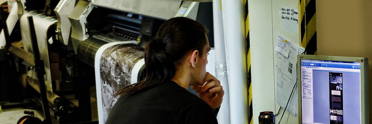 Tiskárna EURONOVA výroba i tisk plakátů v Plzni