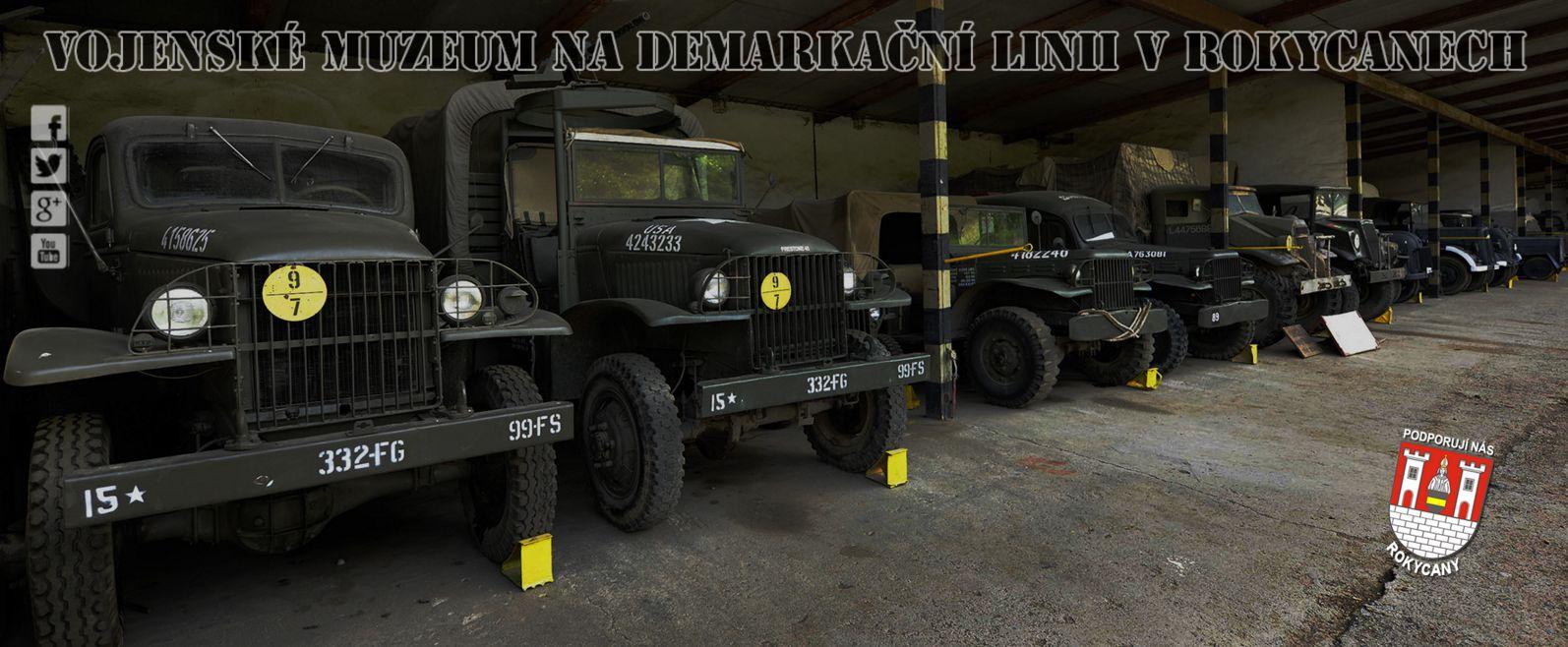 oslavy osvobození - vojenské muzeum