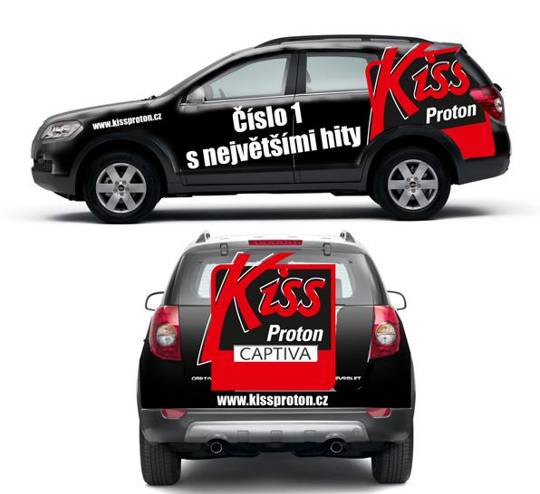 polepy aut Plzeň