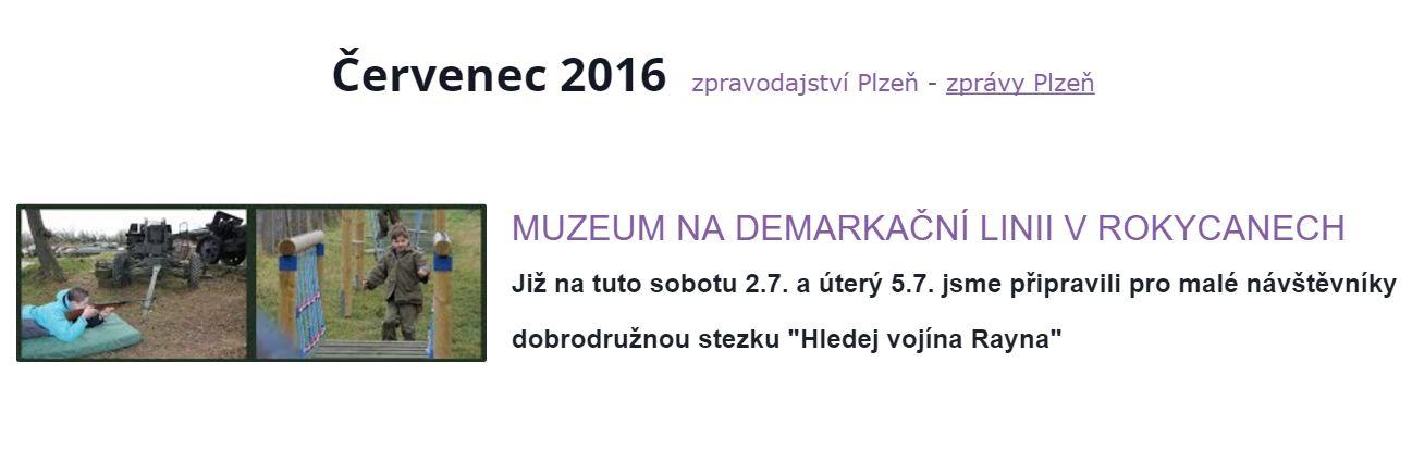 Akce v Plzni