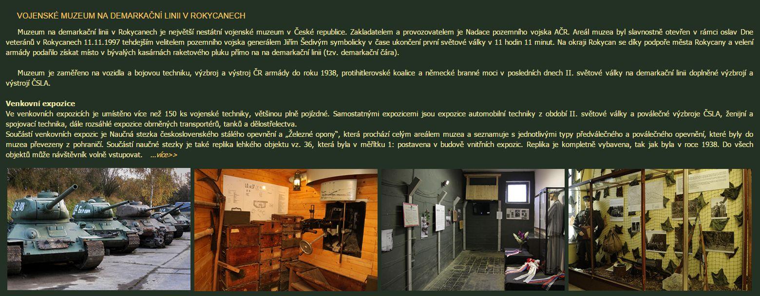 Muzeum vojenské techniky