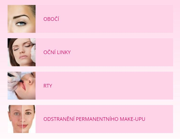 PERMANENTNÍ MAKE-UP