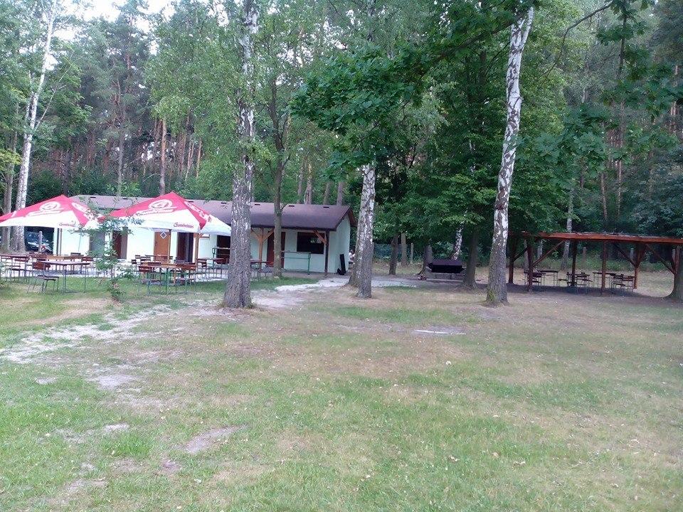 koupaliště Plzeň Líně