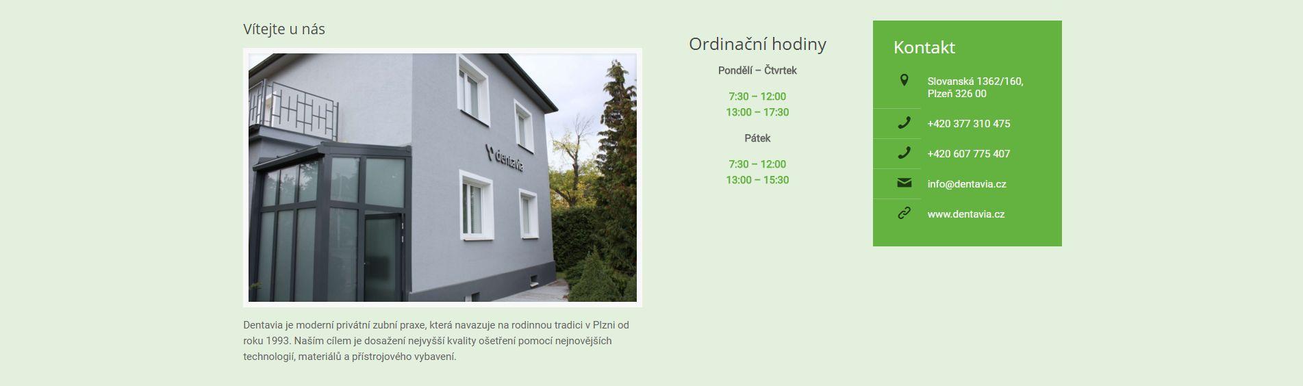 Zubní ordinace Plzeň: Akreditované pracoviště: Naše ordinace se stala od 1.12.2013 akreditovaným stomatochirurgickým pracovištěm II. typu s výukovou složkou.