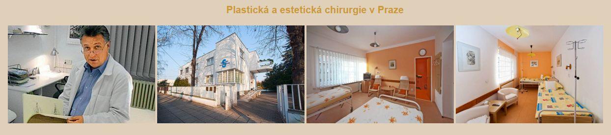 Plastická a estetická chirurgie v Praze