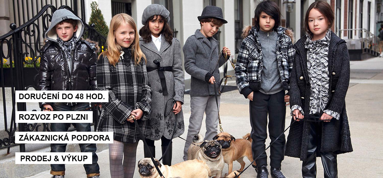 eshop s oblečením pro děti
