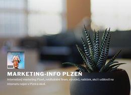 Internetový marketing Plzeň - MARKETING-INFO PLZEŇ Internetový marketing Plzeň, zviditelnění firem, výrobků, nabídek, akcí i událostí na internetu nejen v Plzni a okolí.
