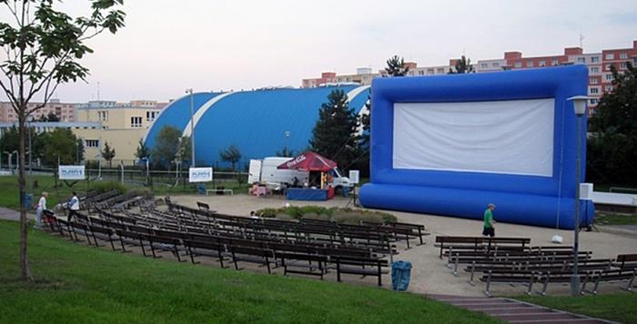 Letní kino Lochotín