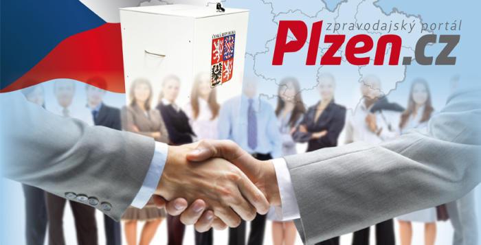 Volby Plzeň