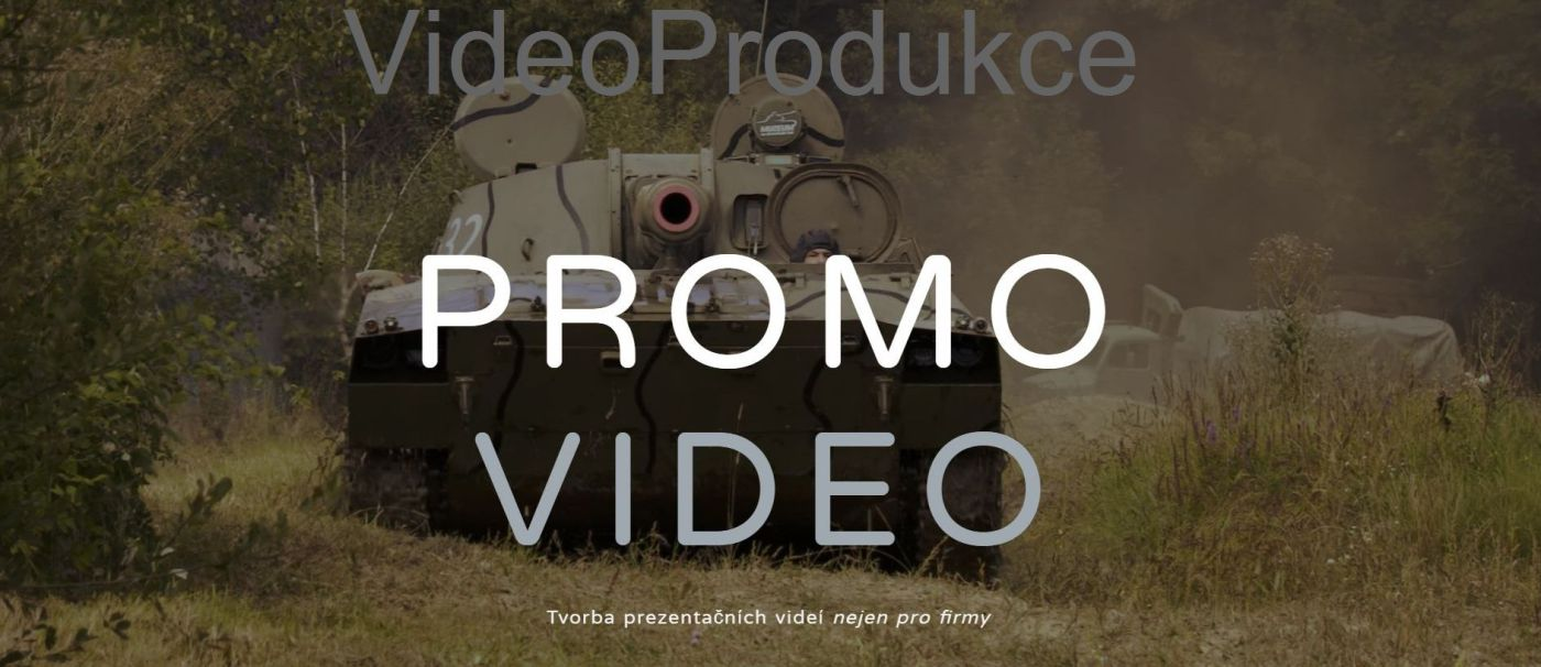 VideoProdukce - VideoStudio Plzeň