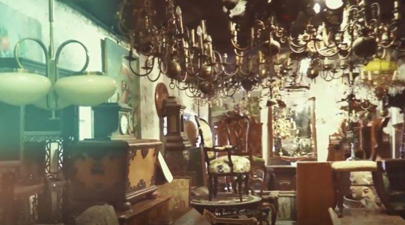 Prodej starožitných svítidel a lamp