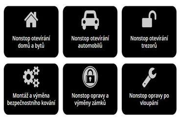 NonStop - Zámečnická pohotovost Plzeň