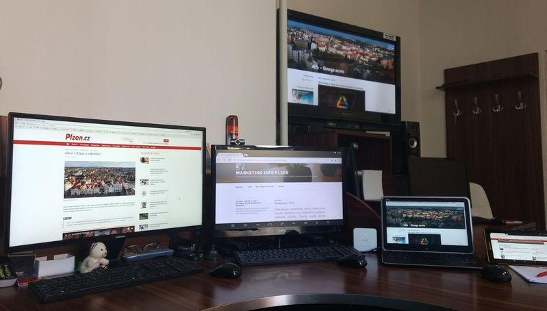 SEO služby v Plzni – správa webových stránek
