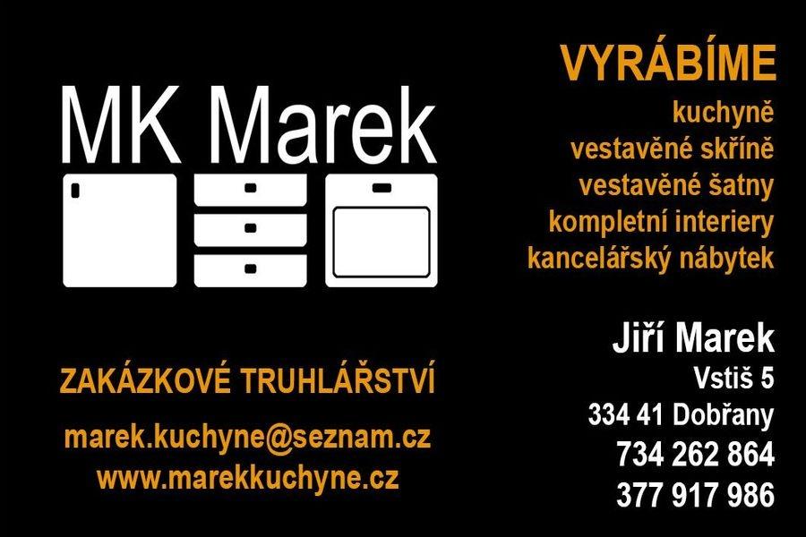 MK Marek kuchyně Plzeň - výroba - montáž