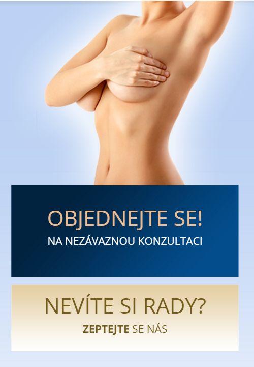 Plastická chirurgie Plzeň objednávky