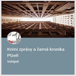 krimi zprávy Plzeň