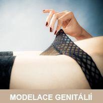 modelace genitálu