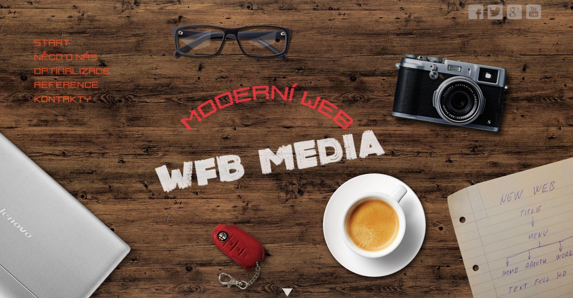 tvorba webových stránek Plzeň