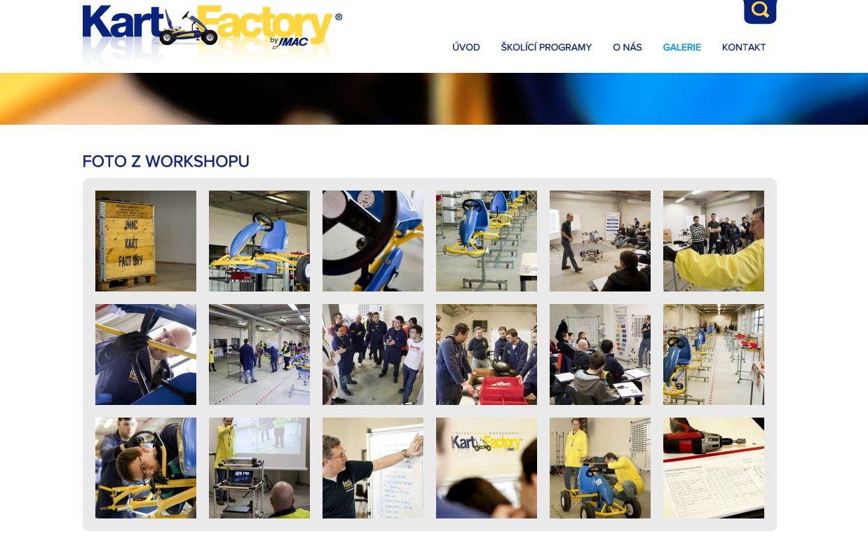 Vzdělávací workshop v Plzni