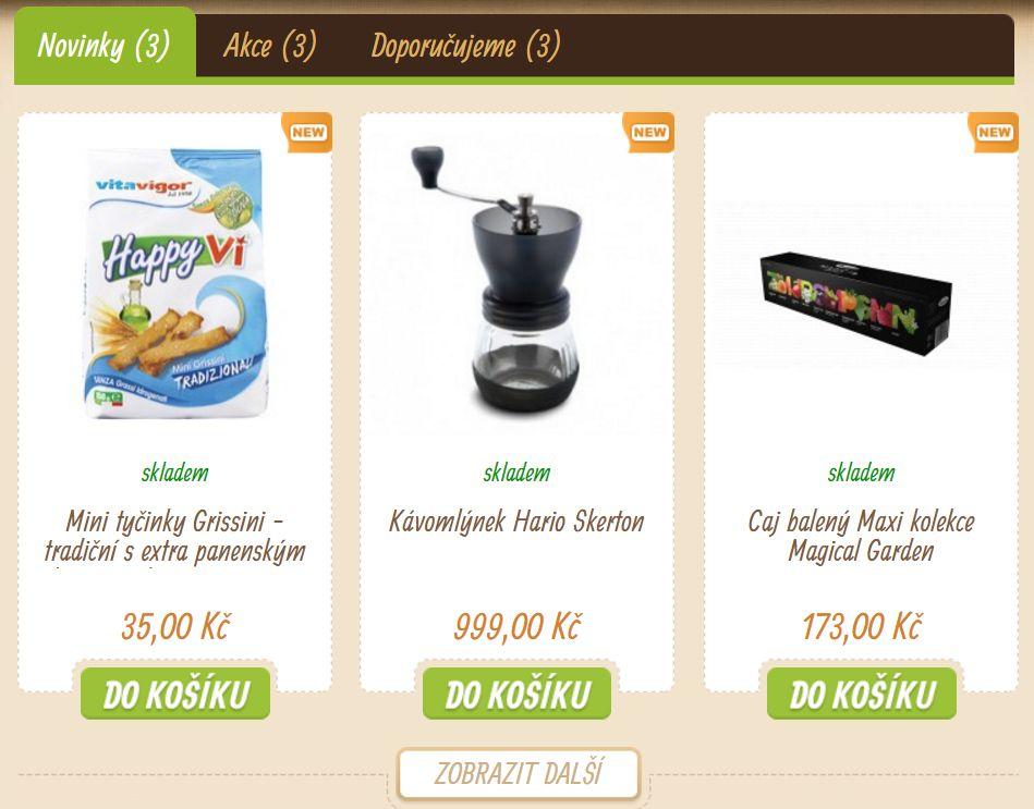 Prodej kávy v Akci - Eshop Vito Grande - internetový prodej kávy