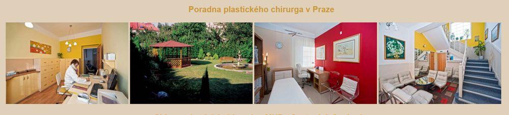 Poradna plastického chirurga v Praze
