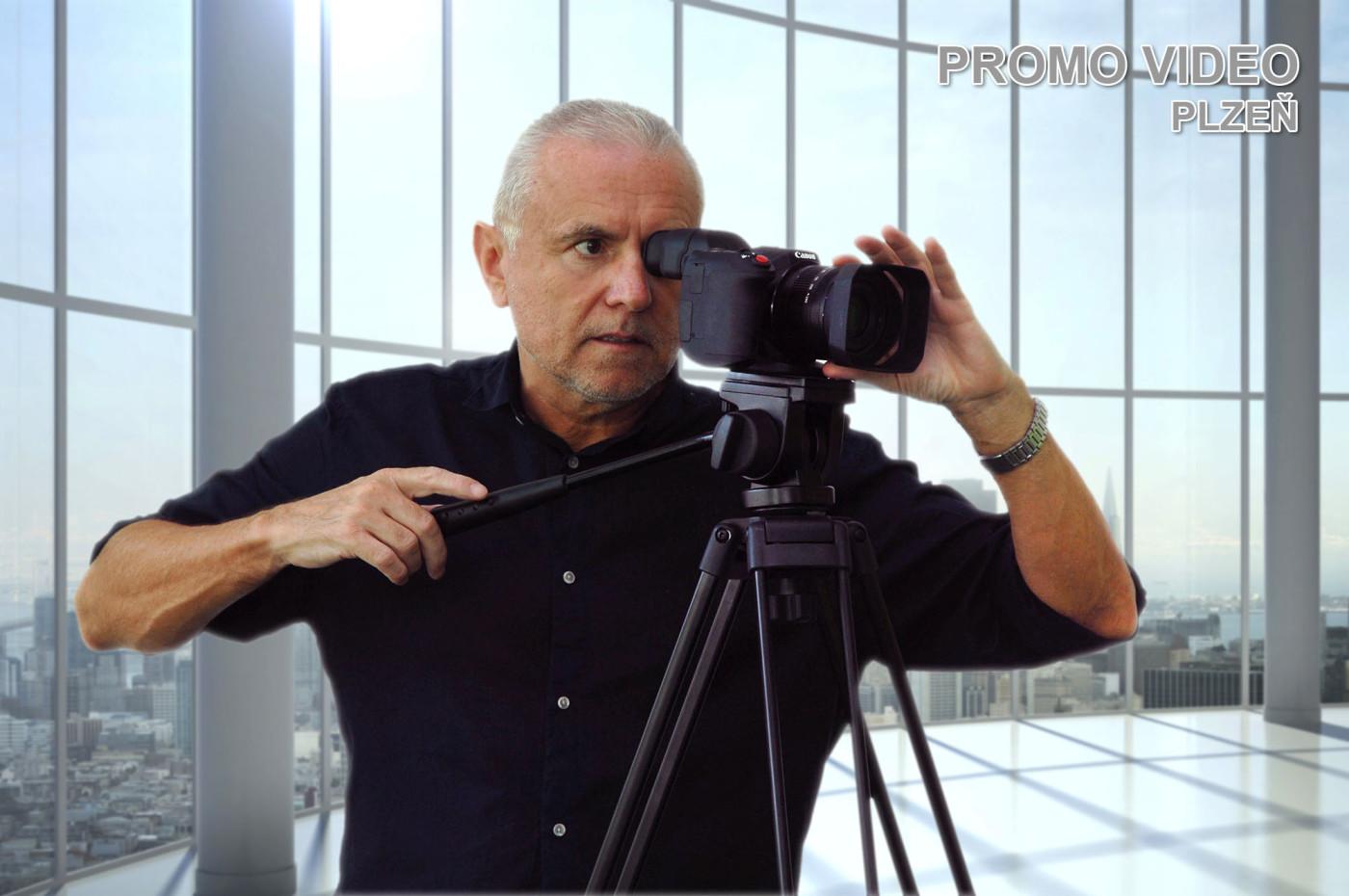 Video Produkce - tvorba a zhotovení videonahrávky.