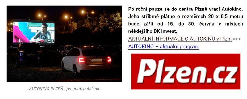 Autokino Plzeň
