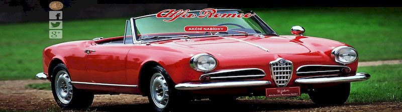 autoservisu Alfa Romeo Fiat Lancia
