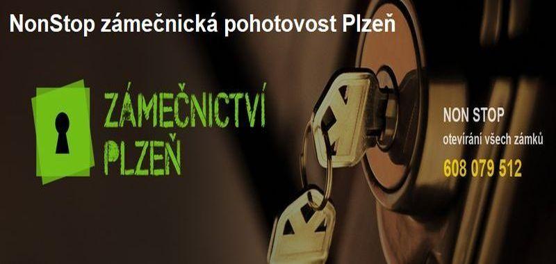 NonStop zámečník - Dalibor Glos Plzeň