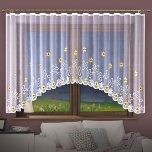 Prodej záclon do oken - bytový textil-Forinteriéry