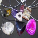 Prodej náramků z minerálních kamenů – E-shop HAROKA - prodej ručně vyráběných originálních náramků z minerálů Plzeň