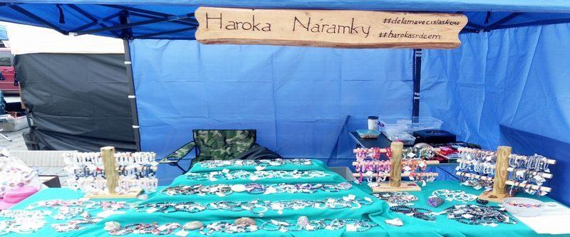 Prodej náramků z minerálních kamenů - E-shop HAROKA