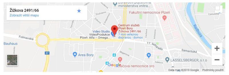 Centrum služeb – Plzeň Bory