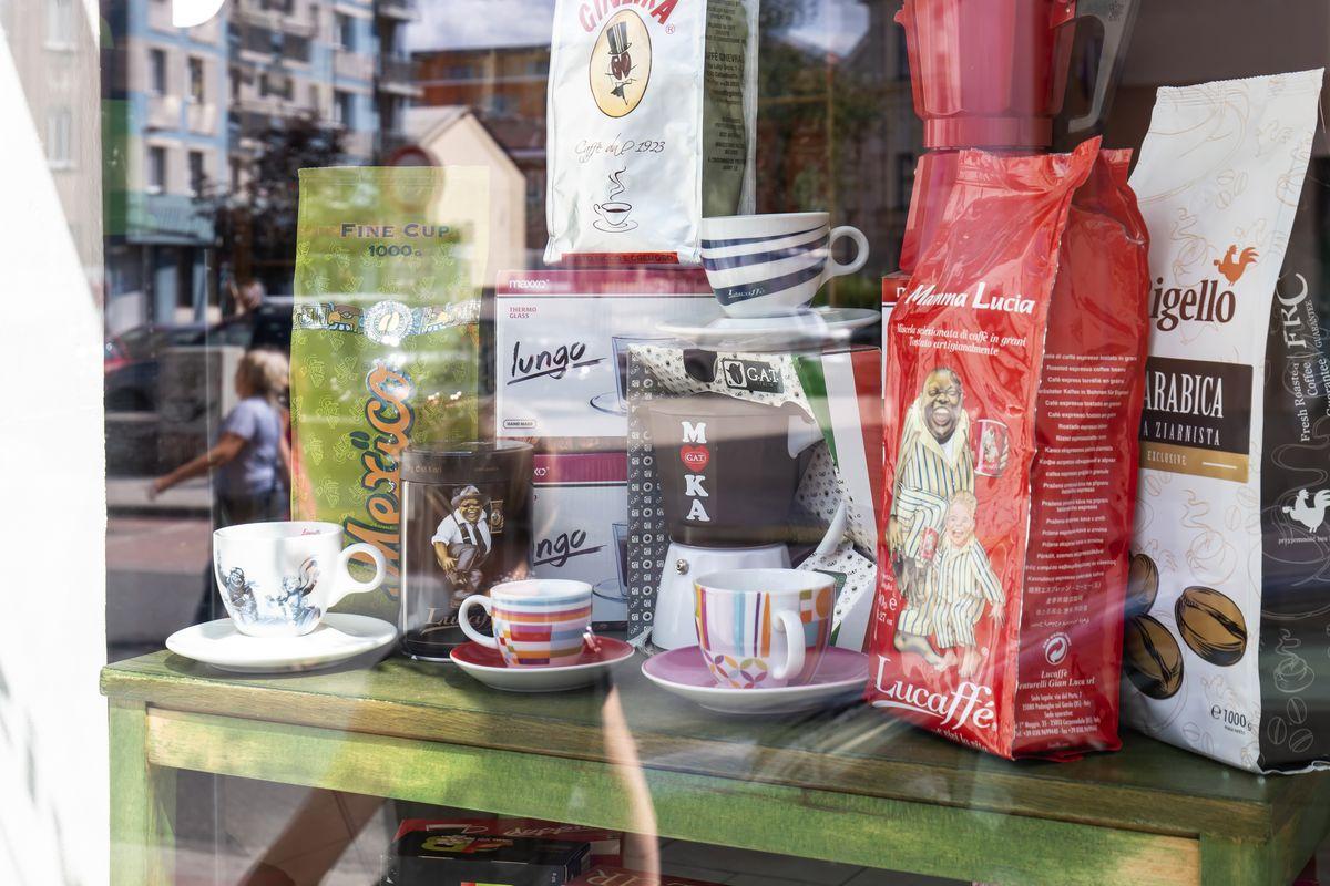 Prodejna kávy - vína - čaje Plzeň - Vito grande E-shop