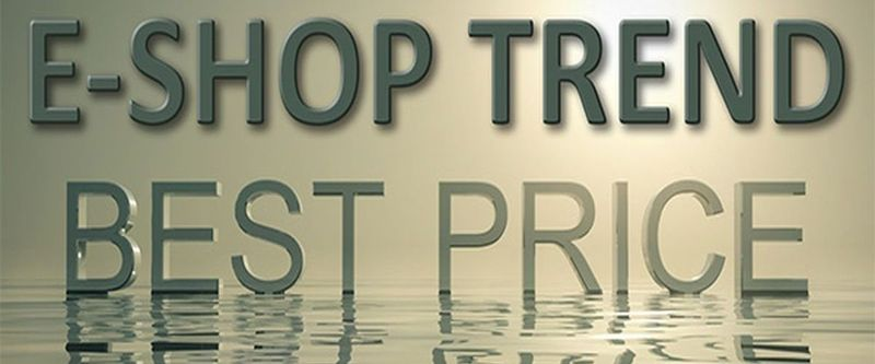 E-shop TREND doporučuje on-line nákupy v e-shopech - E-shop TREND