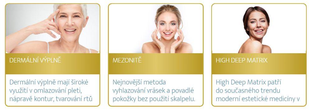 Estetická dermatologie Plzeň- Medical Institut Plzeň
