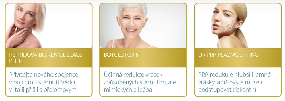 Estetická dermatologie Plzeň - Medical Institut