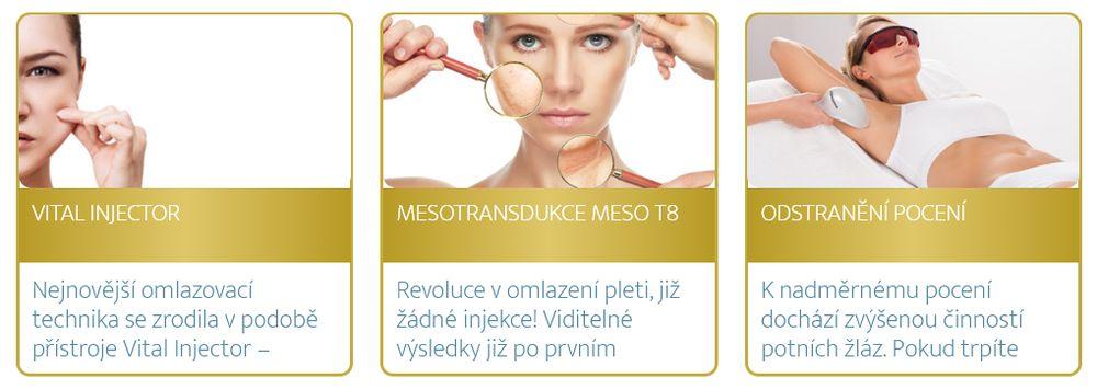 Medical Institut Plzeň - Estetická dermatologie