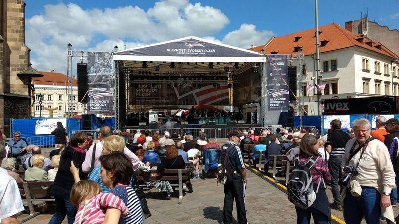 Slavnosti-svobody-Plzeň-oslavy-osvobození-v-Rokycanech