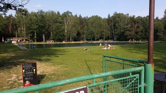 Koupaliště Plzeň